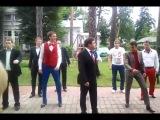 Пародия на танцы Медведева